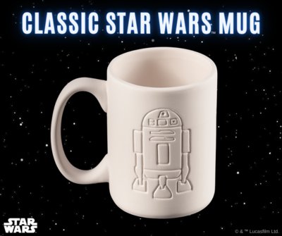 Classic Star Wars Mug