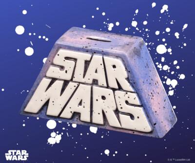 Star Wars Logo Bank