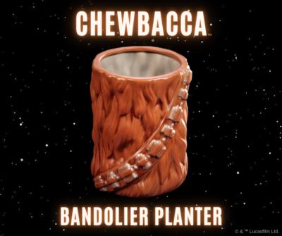 Chewbacca Bandolier Planter