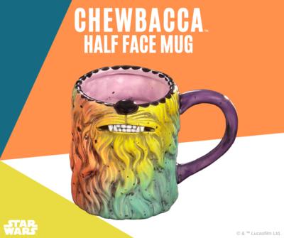 Chewbacca Mouth Mug
