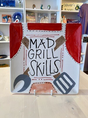 Mad Grill Platter Workshop May 23