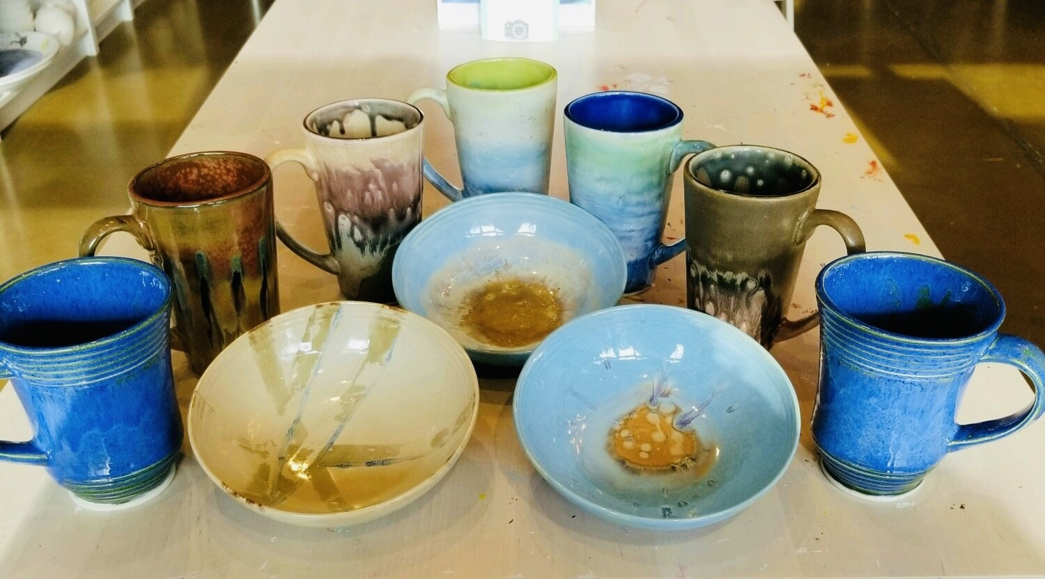 Stoneware 5 Weekly sessions
