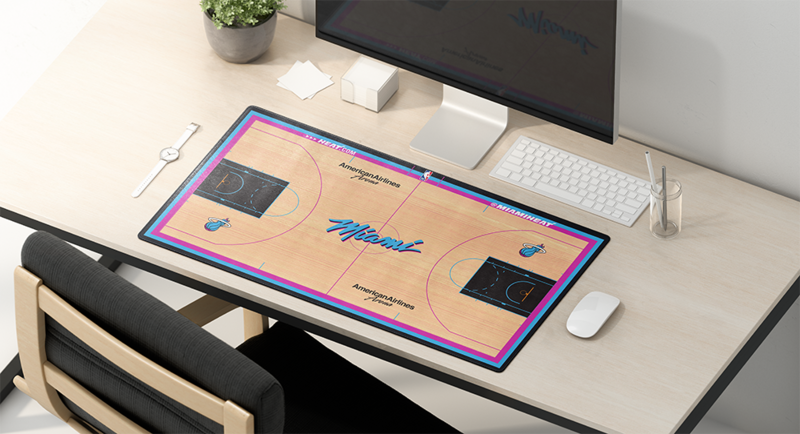 19/20 Special Court (30 Teams) Keyboard/Mouse Pad