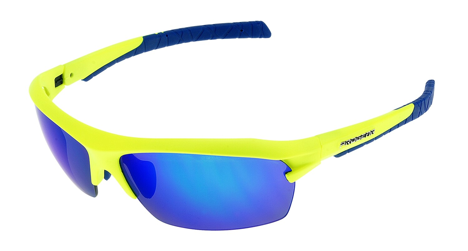 Racer Matt Neon Yellow