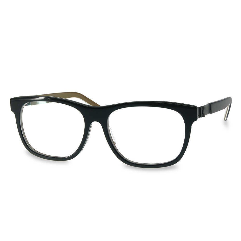 Acetate FFA983 Black-Brown   (52-15-135 mm)  size M
