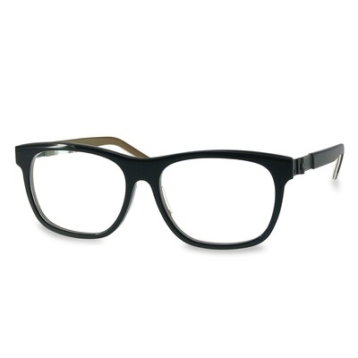 Acetate FFA983 Black-Brown   (52-15-135 mm)  size M