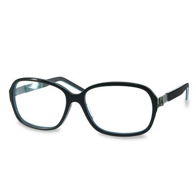 Acetate FFA982  ฺBlack-Blue (55-15-135 mm)  size M