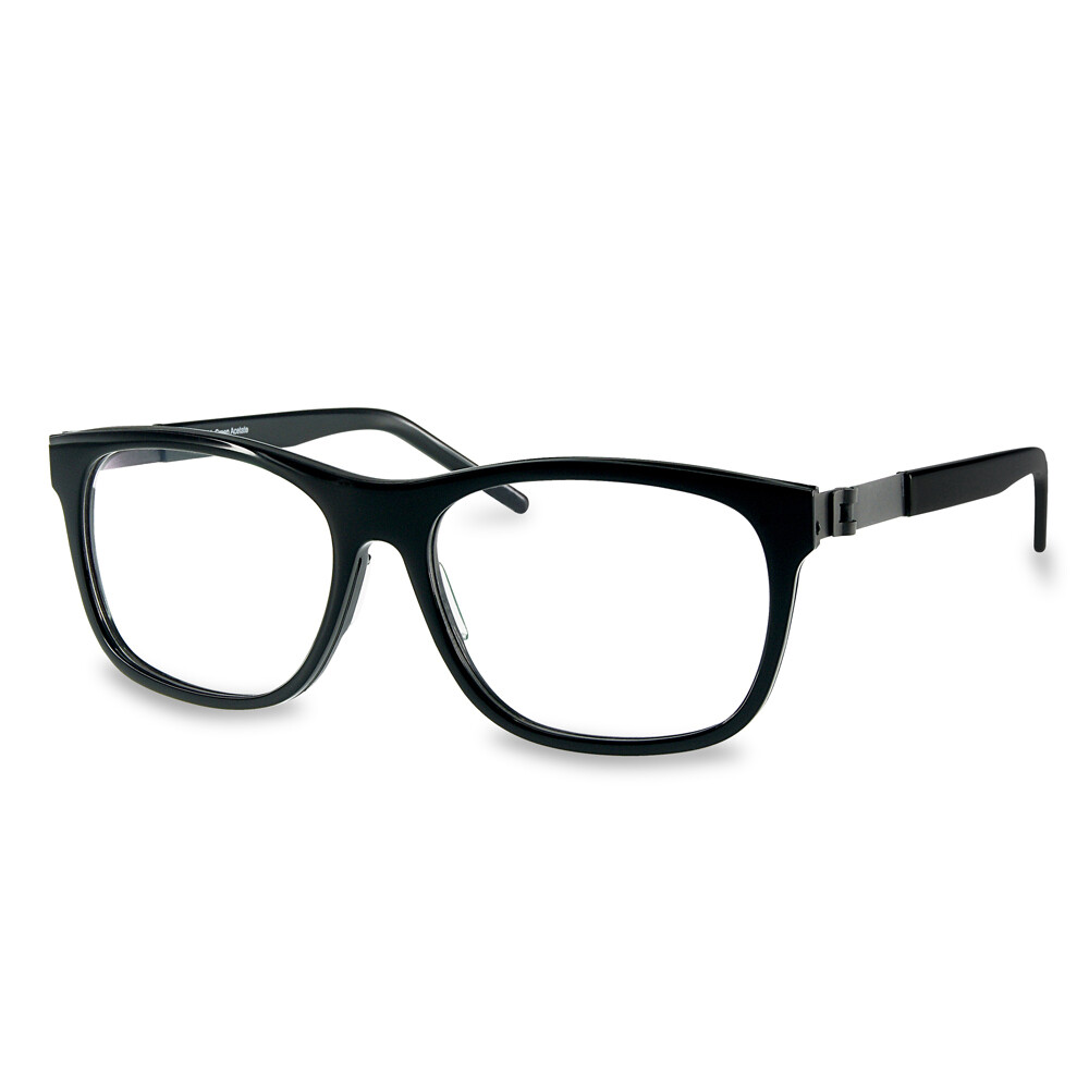 Acetate FFA 984 Black    (56-16-140 mm)  size L