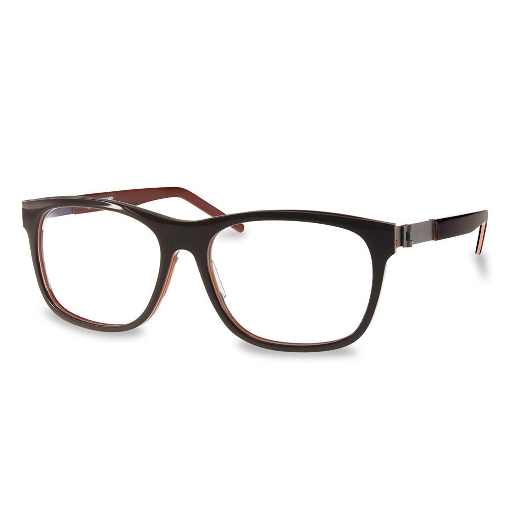 Acetate FFA 984 Brown(56-16-140 mm)  size L