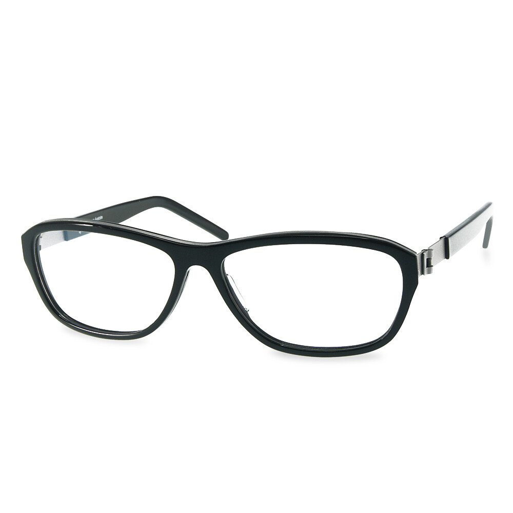 Acetate FFA981 Black   (54-14-135 mm) size S