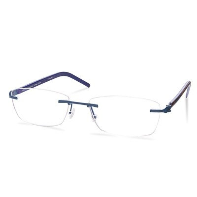 Green Rimless FFA 963 Blue   (52-16-140 mm)  size M