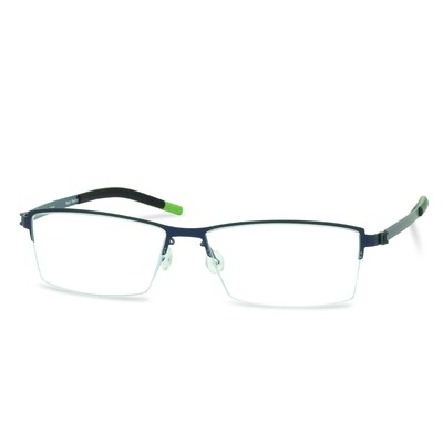 Green Semi Rim FFA 908 Dark Blue  (54-17-140 mm)  size M