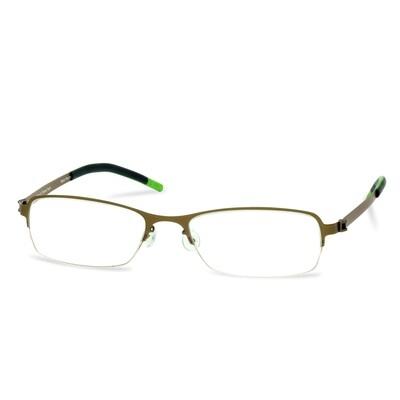 Green Semi Rim FFA 909 Copper  (51-19-140 mm)  size M