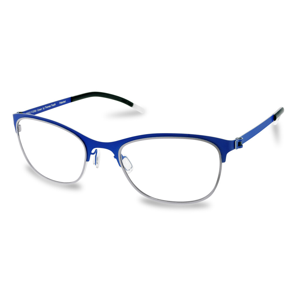 Green Full Rim FFA 922 Blue Matte (51-20-135 mm)  size M