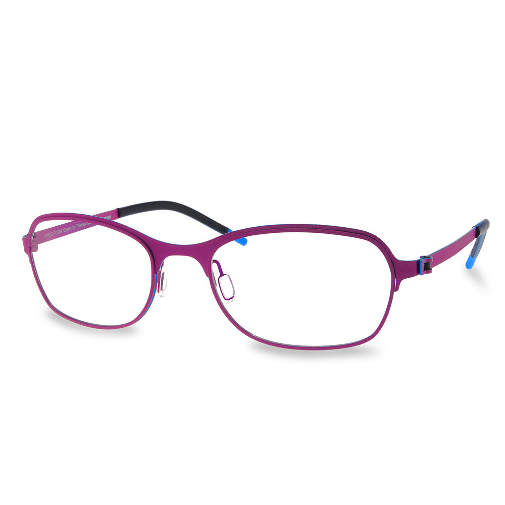 Green Full Rim FFA 941 Fuchsia   (53-19-135 mm)  size M