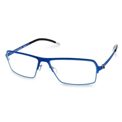 Green Full Rim FFA 924 Blue Matte  (56-15-140 mm)  size L