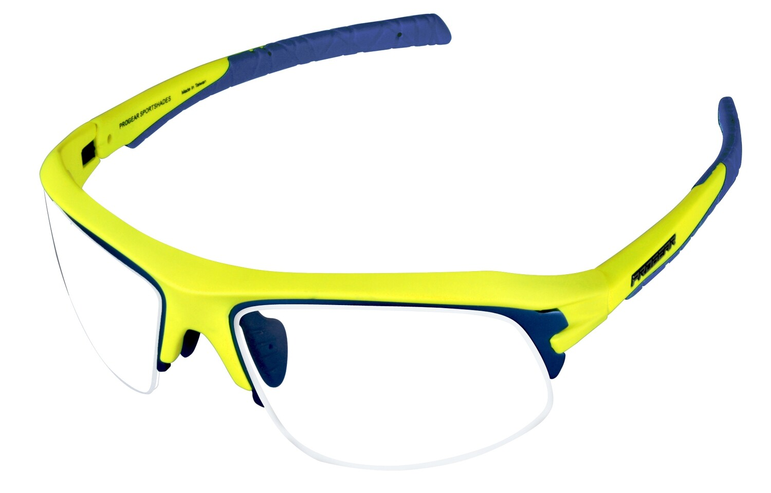 Racer Matte Neon Yellow/ NXT Grey Transition (Tv 75-20%)