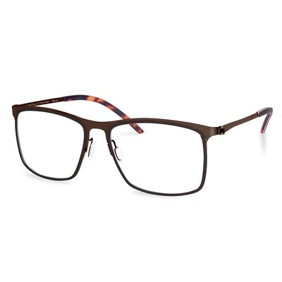 Green Full Rim FFA 970 Brown   (56-17-145 mm)  size L