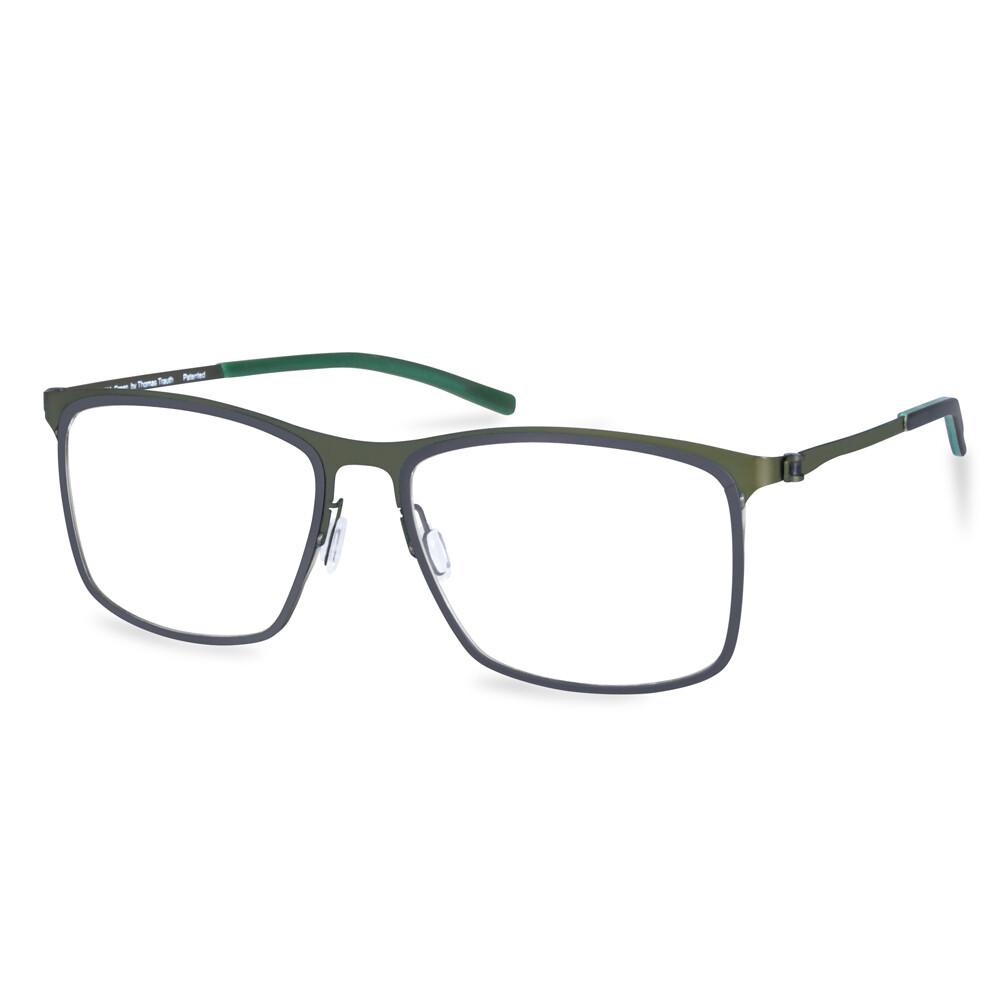 Green Full Rim FFA 970 Green   (56-17-145 mm)  size L