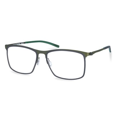 Green Full Rim FFA 970 Green   (56-17-145 mm)  size L