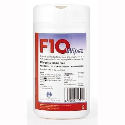 F10 Wipes