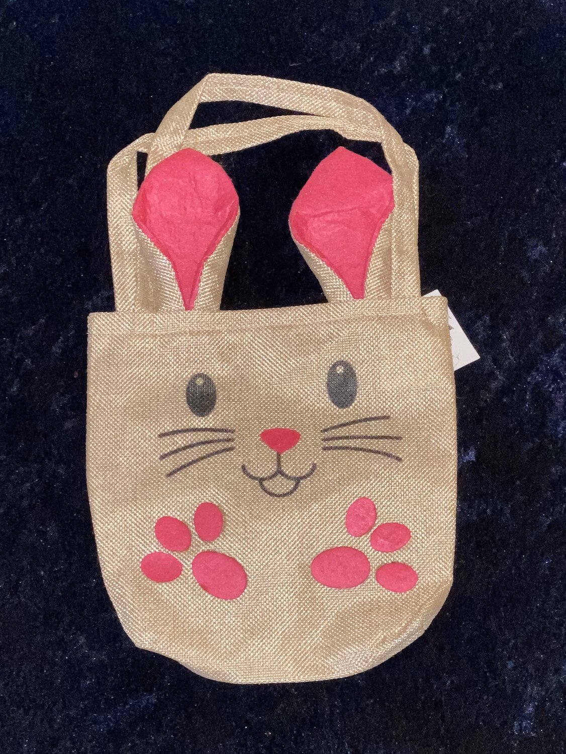 Bunny Bag - Pink Ears & Fluffy Tail