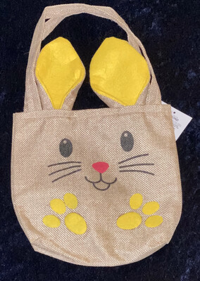 Bunny Bag - Yellow Ears & Fluffy Tail