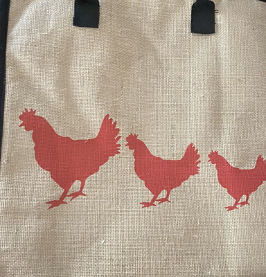 Rooster Bag - Insulated