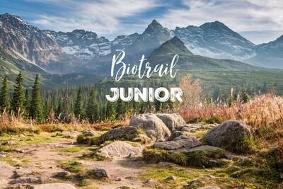 Inscription Biotrail junior 4 trimestres