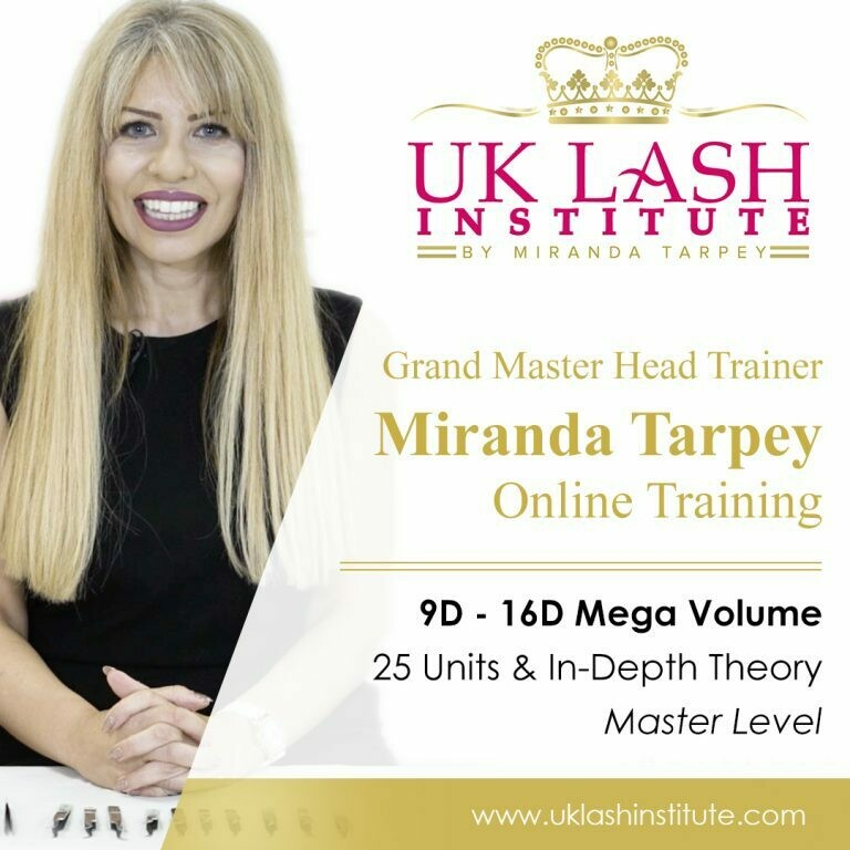 Online Mega Volume with Miranda Tarpey