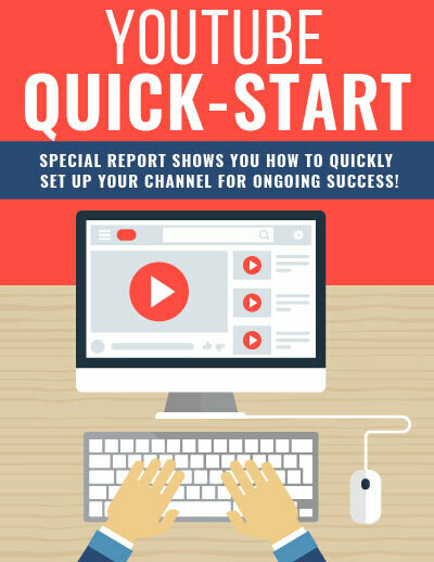 YouTube Quick Start