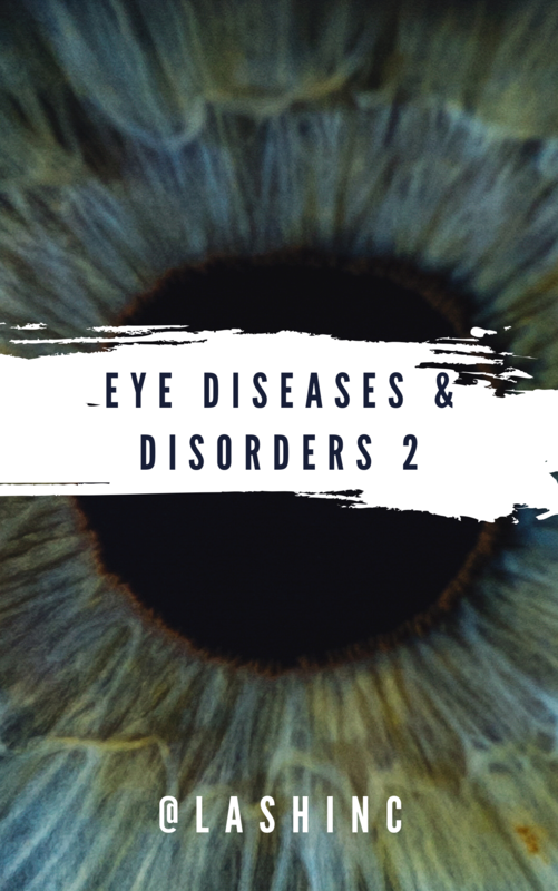 Eye & Eyelash - Diseases & Disorders - CPD Course 2