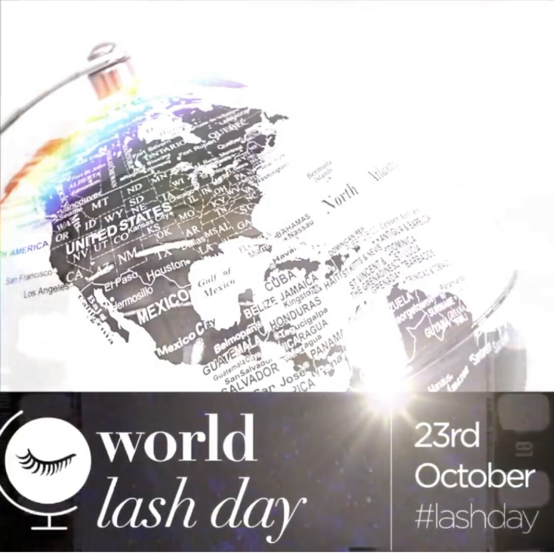World Lash Day - 8 Hours - Movie-a-thon
