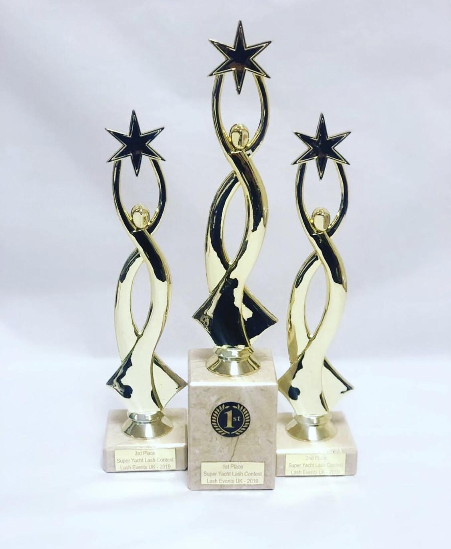 Lash Inc - Celebrity stylist competition