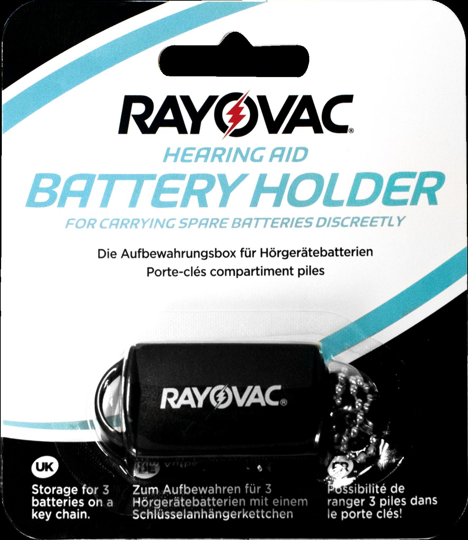Rayovac Battery Holder Caddy