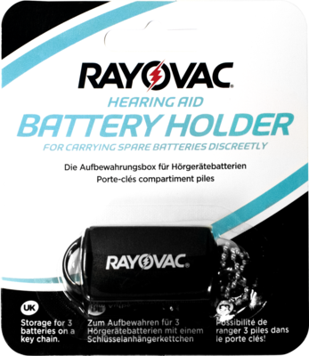 Rayovac Battery Holder Caddy