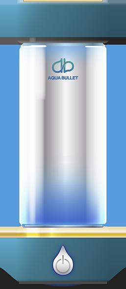 Портативный генератор водородной воды Aqua Bullet Premium 00007