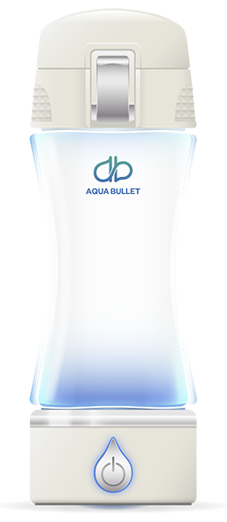 Портативный генератор водородной воды Aqua Bullet Sport 00006