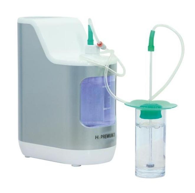 Водородный аппарат для ингаляций H2 INHALLER 00043