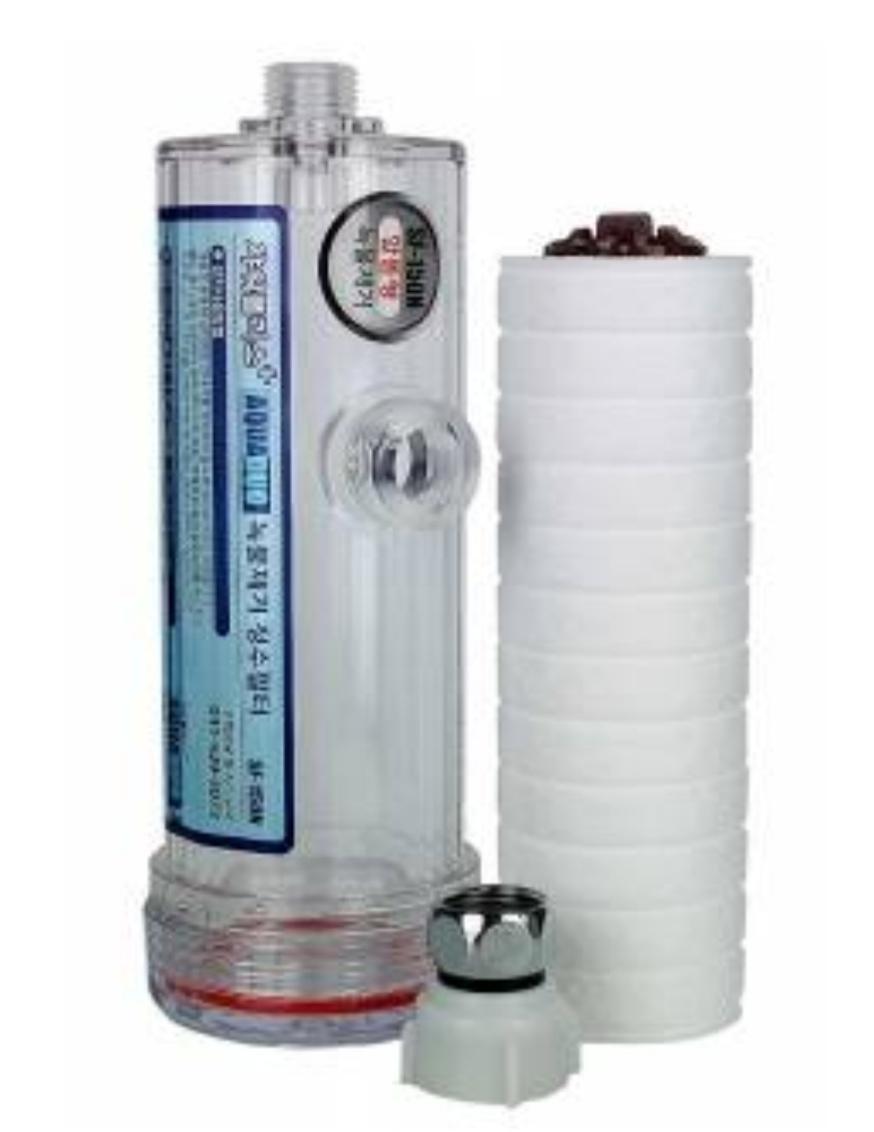 Универсальный проточный фильтр Water Purification Filter 00020