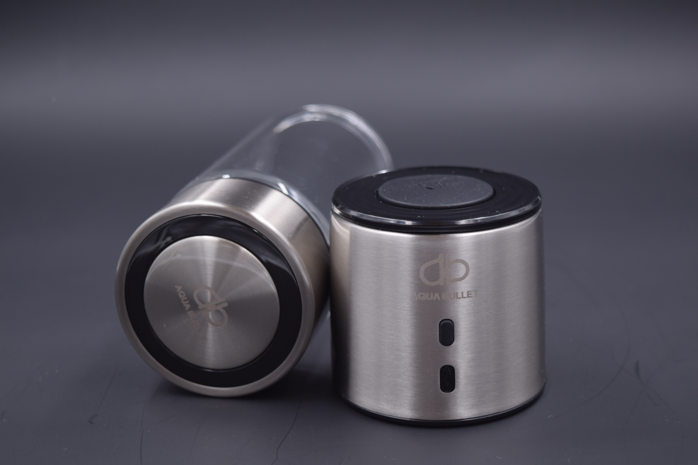 Портативный генератор водородной воды Aqua Bullet Steel