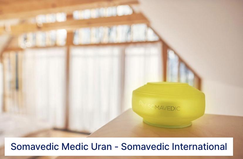 Нейтрализатор негативных излучений Somavedic Medic Green Ultra
