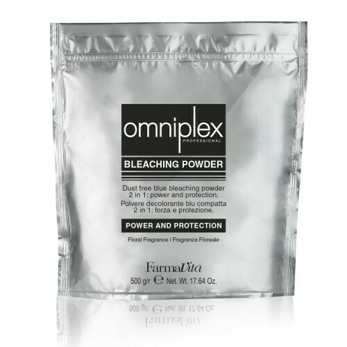 OMNIPLEX Обесцвечивающий порошок с защитной технологией BLEACHING POWDER 2 IN 1: СИЛА И ЗАЩИТА