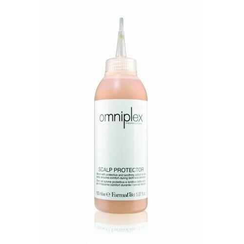 Omniplex Защитная сыворотка для кожи головы с успокаивающим действием Scalp Protector