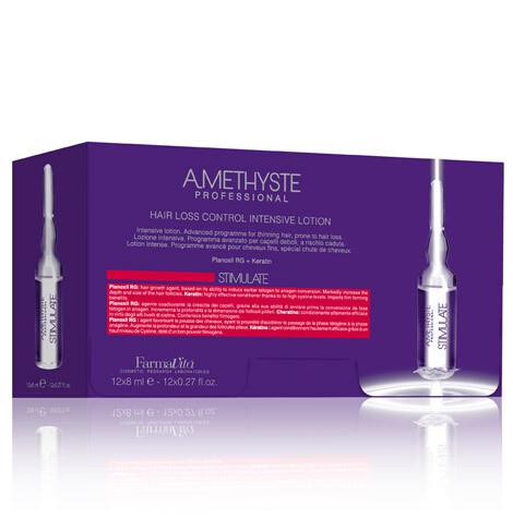 AMETHYSTE Стимулирующий лосьон для ухода за ослабленными волосами Stimulate