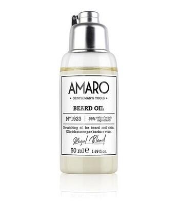 AMARO Масло для бороды и кожи Beard Oil