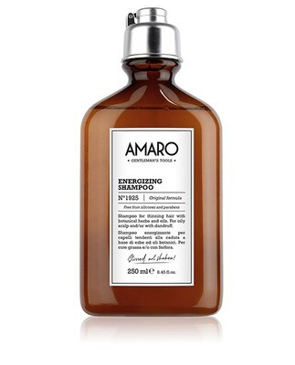 AMARO Энергетический шампунь Energizing Shampoo