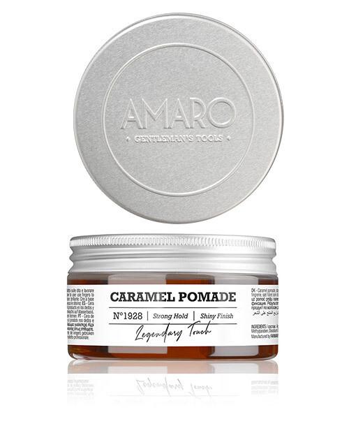 AMARO Карамельная помада Caramel Pomade