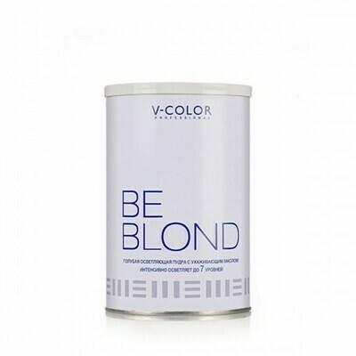 V-COLOR Осветляющая пудра BE BLOND с ухаживающим маслом