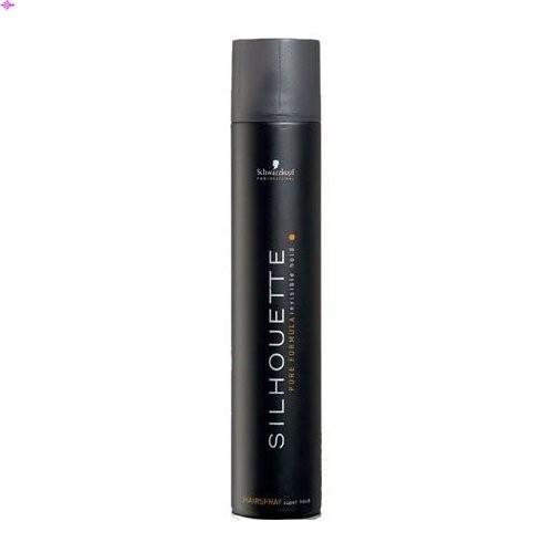Schwarzkopf Professional / Silhouette Лак ультрасильной фиксации, 500 мл